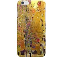 Klimt Trees iPhone Case/Skin