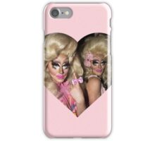 Trixie and Willam iPhone Case/Skin