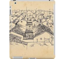 historical oriental drawing iPad Case/Skin
