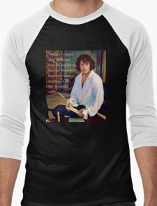 Because I wanted you - Jamie Fraser Outlander Men's Baseball ¾ T-Shirt