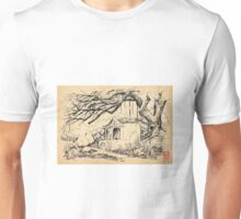 historical oriental drawing Unisex T-Shirt