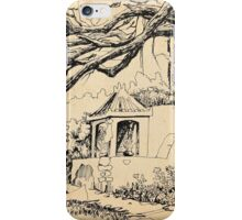 historical oriental drawing iPhone Case/Skin