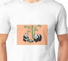 Pands and bamboo Unisex T-Shirt