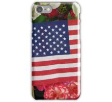 Happy Memorial Day iPhone Case/Skin