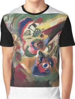 Kandinsky - Fragment 2 For Composition Vii Graphic T-Shirt