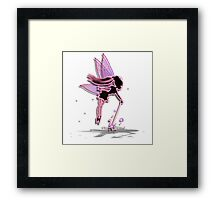 Magical touch Framed Print