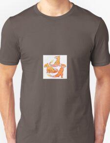 Realistic charmander pokemon Unisex T-Shirt