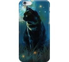 Sooty, Moon Cat iPhone Case/Skin