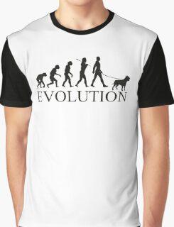 EVOLUTION pitbull Graphic T-Shirt