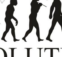 EVOLUTION pitbull Sticker