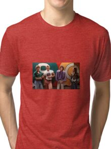 dazed and confused Tri-blend T-Shirt
