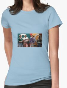 dazed and confused Womens Fitted T-Shirt