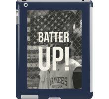 BATTER UP! iPad Case/Skin