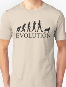 EVOLUTION labrador T-Shirt