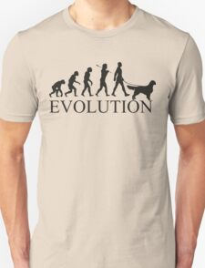 EVOLUTION golden retriver T-Shirt