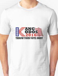 Kang - Kodos 2016 Unisex T-Shirt