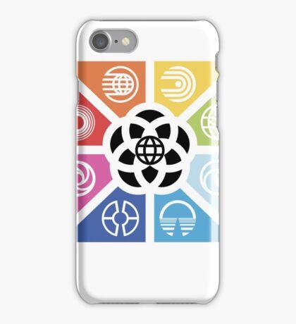 TrianglesSymbolsEC iPhone Case/Skin