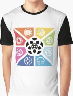 TrianglesSymbolsEC Graphic T-Shirt
