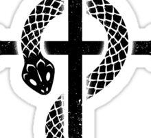 Fullmetal Alchemist Flamel - Black Sticker