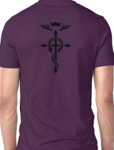 Fullmetal Alchemist Flamel - Black Unisex T-Shirt