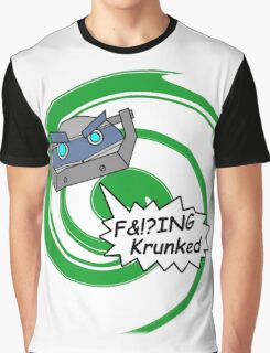 F&!?ing Krunked Graphic T-Shirt