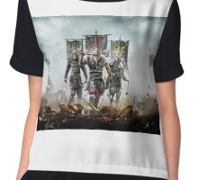 For Honor game poster, sticker and much more Chiffon Top