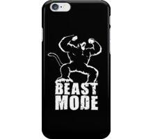 BEAST MODE (Ozaru) iPhone Case/Skin
