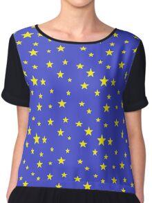 Starry Night Chiffon Top
