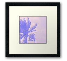 Tropical serenity Framed Print