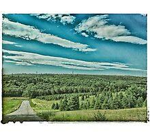 Upstate PA Photographic Print
