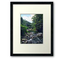 Nay Aug Creek Framed Print