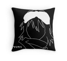 FLCL Haruko googles Throw Pillow