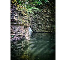 Nay Aug Gorge Photographic Print