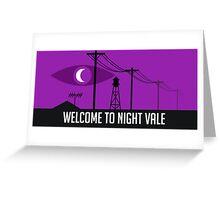 Night Vale Phone Case Greeting Card