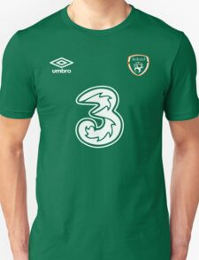 Ireland Football Unisex T-Shirt