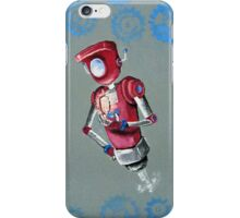Robot Flash iPhone Case/Skin