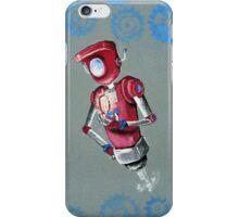 Robot Flash iPhone Case/Skin