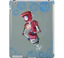 Robot Flash iPad Case/Skin