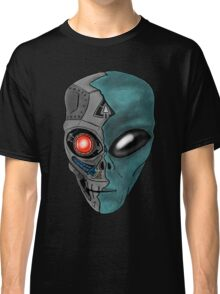 Cyborg Alien  Classic T-Shirt