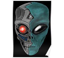 Cyborg Alien  Poster