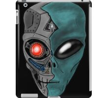Cyborg Alien  iPad Case/Skin