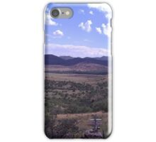West Texas View iPhone Case/Skin