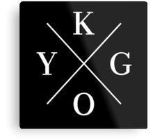 KYGO Metal Print