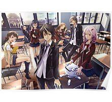 Classroom Bonds : Official Wallart Poster
