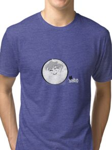 MANGA CHARACTER Tri-blend T-Shirt
