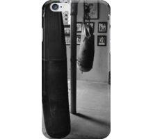 boxing iPhone Case/Skin