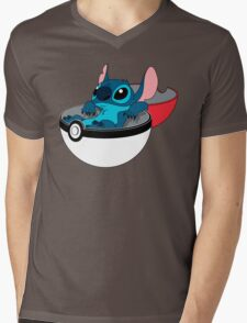 #626 Mens V-Neck T-Shirt