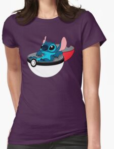 #626 Womens Fitted T-Shirt