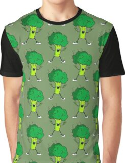 Broccolli rocks Graphic T-Shirt