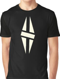 Gibson White Decor Graphic T-Shirt